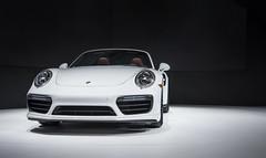 Porsche 911 Turbo S (Josh Z Photography) Tags: auto show ford mercedes fiat 911 detroit s ferrari turbo porsche dodge gt charger naias maybach 488