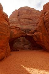 Łuk na wydmach | Sand Dune Arch