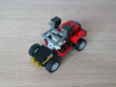 LEGO 31040 LEGO CREATOR 3 in 1 2016 Desert Racers Dune Buggy (2/3) (Totobricks) Tags: car lego dune howto instructions creator build 3in1 buggy racer 2016 desertracers totobricks lego31040