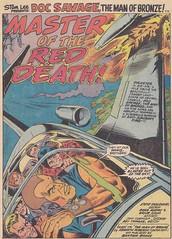 Doc Savage 2 / Splash Panel (micky the pixel) Tags: comics comic docsavage marvel heft rossandru