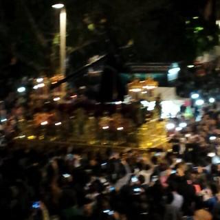 Impresionante #cristodelosgitanos #semanasantasevilla #semanasanta2015 #levantá2015 #pasion...