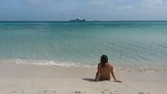 Infiniti spazi, infiniti silenzi (CreazioniDusiero) Tags: island spain beach españa isola isla formentera spiaggia mar llevant canon landscape sea summer nude 3000 exbest newbest