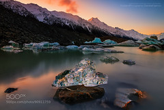 * * * G l a c i a l . B e a u t y * * * (Big_Joker) Tags: new lake island photography landscapes photographer realestate south glacier auckland zealand mtcook tasman aoraki architecturalphotography 500px dijamco aucklandphotographer danskie danskiedijamcophotography realestatephotograhy