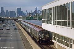 CHICAGO--1992/1892 at Sox/35th Street Station OB (milantram) Tags: chicago cta chicagotransitauthority rapidtransit railsystemschicagoland electricrailtrasnport