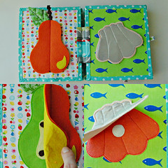 Horse quiet book Babybook (tanyatoys) Tags: road flowers tree cars kids forest butterfly toys for play mat preschool babybook birthdaypresent garages educationaltoy quietbook traveltoy busybook feltgame stuffedfelt toddleractivitybook fabricbookpersonalized
