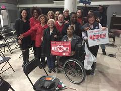 0216_SC Labor for Bernie_3002 (National Nurses United) Tags: southcarolina feelthebern nurses4bernie labor4bernie berniebus