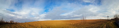 (Katarina Drezga) Tags: panorama nature clouds countryside agriculture vojvodina srbija fileds srem samsungs4