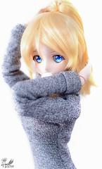 Elichika () Tags: anime doll eli dream figure dd dollfie volks japanesetoy dollfiedream lovelive