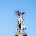Blenheim Palace statuary