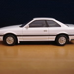 LV-N118a - NISSAN LEOPARD ULTIMA 1987 (White)