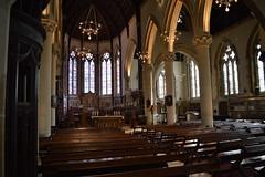School chapel (Matt From London) Tags: chapel nave georgegilbertscott harrowschool harrowonthehill