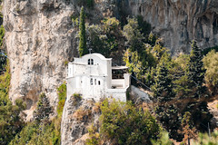 In the cliffs of Ravello