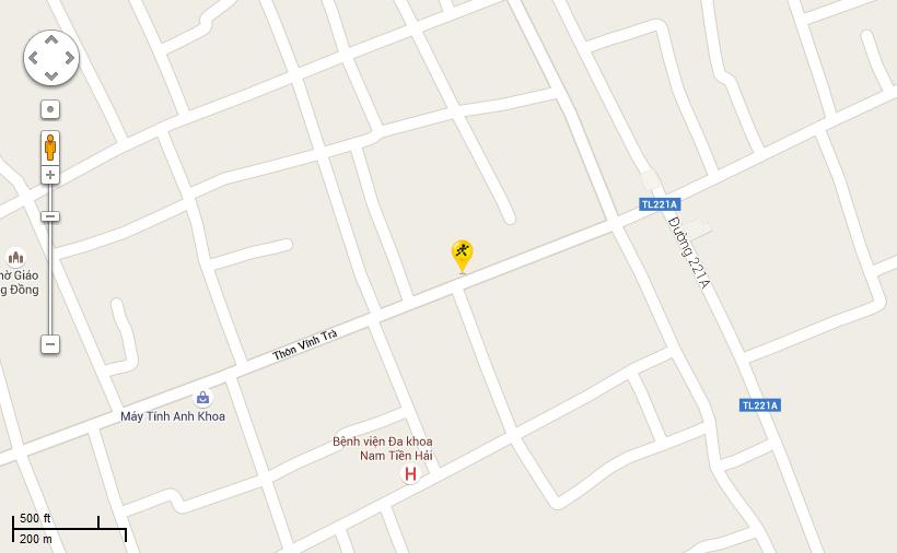 Tưng bừng khai trương siêu thị tại Vĩnh Trà, Thái Bình