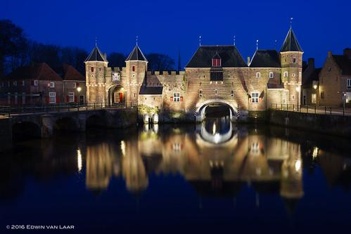 "Koppelpoort Amersfoort, Netherlands • <a style=""font-size:0.8em;"" href=""http://www.flickr.com/photos/53054107@N06/25660667251/"" target=""_blank"">View on Flickr</a>"