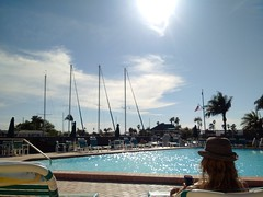 Back Home in #GulfHarbors on #Florida 's #GulfOfMexico / http://StevenZimmerman.Realtor (Steven Zimmerman) Tags: family homes beach swimming boat canal waterfront florida lifestyle tennis land agent condos tanning realtor sellers pasco buyers gulfharbors seaviewplace gulflandings