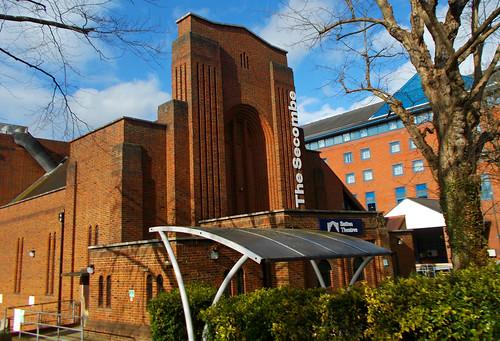 Secombe Theatre, SUTTON, Surrey, Greater London (3)