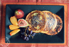 protein packed ricotta pancakes1_wm (inabluemoon.net) Tags: fruits pancakes ricotta protein packed