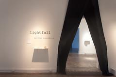 Matthew Branciforte: lightfall (Textiles) (ccaexhibitions) Tags: textiles 2016 lightfall collegeavenuegalleries matthewbranciforte