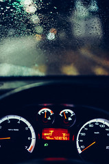 (Eduardo P. Filho) Tags: road travel brazil luz sol rain brasil sunrise 35mm drive grande pessoa nikon br chuva estrada carro f18 230 joao paraiba viajar nordeste nascer campina dirigir br230 d5000