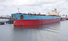 'Nautic' - Fawley (Neil Pulling) Tags: uk england port ship harbour ships hampshire southampton shipping tanker fawley southamptonwater nautic fawleyrefinery