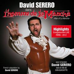 David Serero as Don Quixote from Man of La Mancha (davidopera) Tags: man de la l don jacques quixote homme mancha quichotte brel