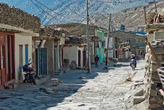 Nepal, Jomsom (maciejmucha) Tags: nepal himal lupra lubra