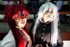 2015_03_07_JRFM_9999_71 (logandgo007) Tags: cosplay durango undertaker grell alejandramoreno kuroshitsuji logandgo acme2015 katherinefalconi