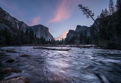 earth you rock!_SMB7415 (steve bond Photog) Tags: california sunset water landscape merced yosemitenationalpark valleyview mercedriver stevebond earthporn
