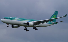 Aer Lingus A330-202 EI-DAA. 23/04/16. (Cameron Gaines) Tags: 2001 ireland winter dublin irish france its st cn season manchester for was march airport december 1st being aircraft group flight first before it international airline airbus april after 28 aer toulouse approach airlines 16th runway shamrock blagnac registration a330 named spotting transatlantic ei 17th however airfield 2810 on the lingus 2014 flew oneworld eads 2016 iag 332 spotter a330200 delivered leased 397 a332 retained keeva novair a330202 eidaa fwwkk 230416