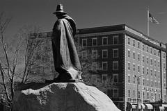 Salem City Founder (smilla4) Tags: sculpture statue salemmassachusetts rogerconant