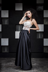 Michelle Morales. (Gerardo Nava Fotografa.) Tags: portrait art beautiful fashion mxico 50mm cu retrato sony sigma modelo alpha 2016 sonyflickraward a77ii