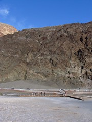 IMG_6825 (Jackie Germana) Tags: california usa deathvalley furnacecreek badwaterplace