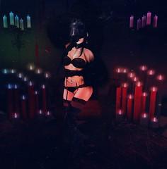 come to me!! . come..!! lost child !. (Arthemis Karsin) Tags: sexy dark arcade terrible enfant rare blackhair gacha