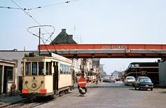 318 2 (brossel 8260) Tags: belgique tram gent gand mivg