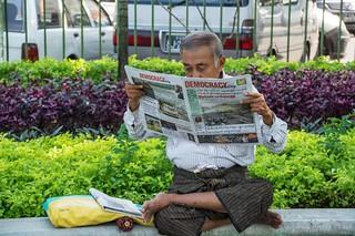Yangon - Myanmar 14