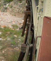 VERDE CANYON RR 2015 (AZ CHAPS) Tags: arizona verde train perkinsville verdecanyonrr woodtrestle