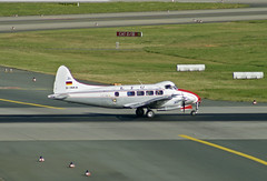 LTU Classic | De Havilland | D.H.104 Dove 8 | D-INKA | Dsseldorf International | DUS | EDDL (oliverrichter1206) Tags: dsseldorf dinka ltu dehavilland dus eddl dh104 dove8