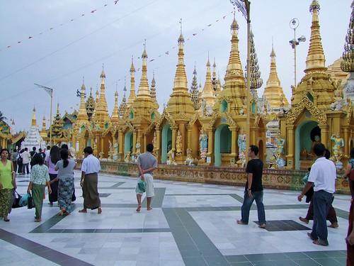 Yangon 2008 - Myanmar 42
