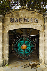 Norfolk (Macr1) Tags: door camera copyright lens outdoors pub day cloudy sony norfolk entrance australia location wa 5100 aus fremantle westernaustralia conditions markmcintosh macr237gmailcom selp18105g 5100 markmcintosh sonyepz18105mmf4goss ilce5100 sonyilce5100 sony5100 sony5100