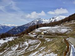20160410_115644 (buliro) Tags: winter primavera spring italia hiver it hut alpine printemps nus valledaosta alpage aostavalley alpeggio valledaoste porliod
