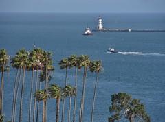 Ruby Princess - Sea of Cortez Cruise (Jasperdo) Tags: california cruise lighthouse building history architecture cruising sanpedro losangelesharbor princesscruiseline angelsgatelighthouse rubyprincess