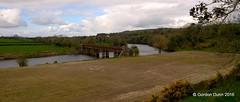 WP_20160416_15_47_02_Pro (ppg_pelgis) Tags: old uk bridge ireland river trafalgar railway northern mourne camus tyrone sionmills gnri