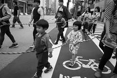 Sanja Matsuri, Asakusa, Tokyo (fabiolug) Tags: road street leica people blackandwhite bw monochrome sign festival japan kids walking children japanese tokyo blackwhite kid asia child 28mm wide streetphotography rangefinder wideangle parade monochrom asakusa matsuri biancoenero bikesign sanjamatsuri elmarit leicam elmarit28mm leicaelmarit28mmf28asph elmarit28mmf28asph leicaelmarit leicaelmarit28mm mmonochrom leicammonochrom leicamonochrom