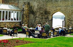 Afternoon Tea at Sidmouth's Connaught Gardens. (Evergreen2005) Tags: gardens sidmouth connaught