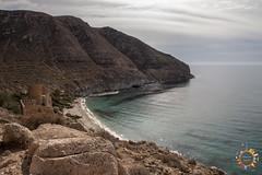 IMG_8664 (Enrique Gandia) Tags: sea espaa beach nature landscape mar spain hippie almeria cabodegata sanpedro lasnegras calasanpedro travelblogger calahippie