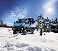IVECO New Daily snow (IVECO) Tags: snow 4x4 cab performance daily vehicle strength comfort versatility connectivity sustainability iveco durability robustness newdaily profitmaker euro6 businessinstinct