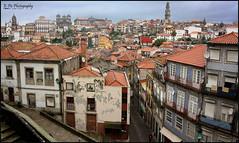 Streets of Porto (E-PIC Photography by Johan Pape) Tags: street city travel panorama portugal europe lisboa lisbon cityscapes tiles lissabon hdr streetview