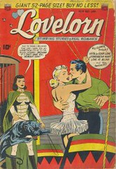 Lovelorn 9 (Michael Vance1) Tags: woman man art love comics artist marriage romance lovers dating comicbooks relationships cartoonist anthology silverage
