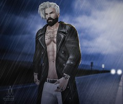 #203. Kiss the rain Whenever you need me (Gui Andretti) Tags: world life playing man game male men fashion hair mom living mesh zoom avatar style clothes second acessories atittude alc tmd unitedcolors noproject hipsterstyle realitty blankline kenvie genneutral