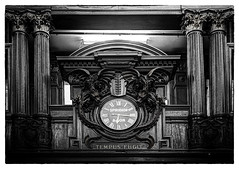 tempus (eveleighphotography) Tags: clock dragons polish tempus watchmaker coalexchange fugit spiridion
